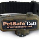 PetSafe - Collier Anti-Fugue pour Chat Supplémentaire pour Clôture Anti-Fugue avec Fil - 4 niveaux de Stimulation - Léger et Ajustable